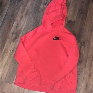 Women's nike hoodie new condition!